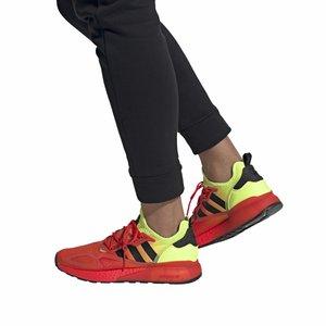 ZX 2K BOOST - Sneakersy niskie - red/yellow/orange