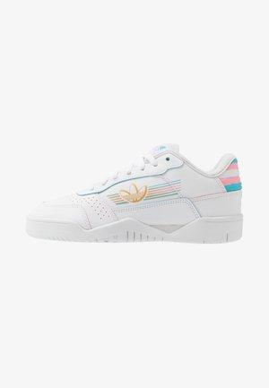 CARERRA PRIDE - Baskets basses - footwear white/bright cyan