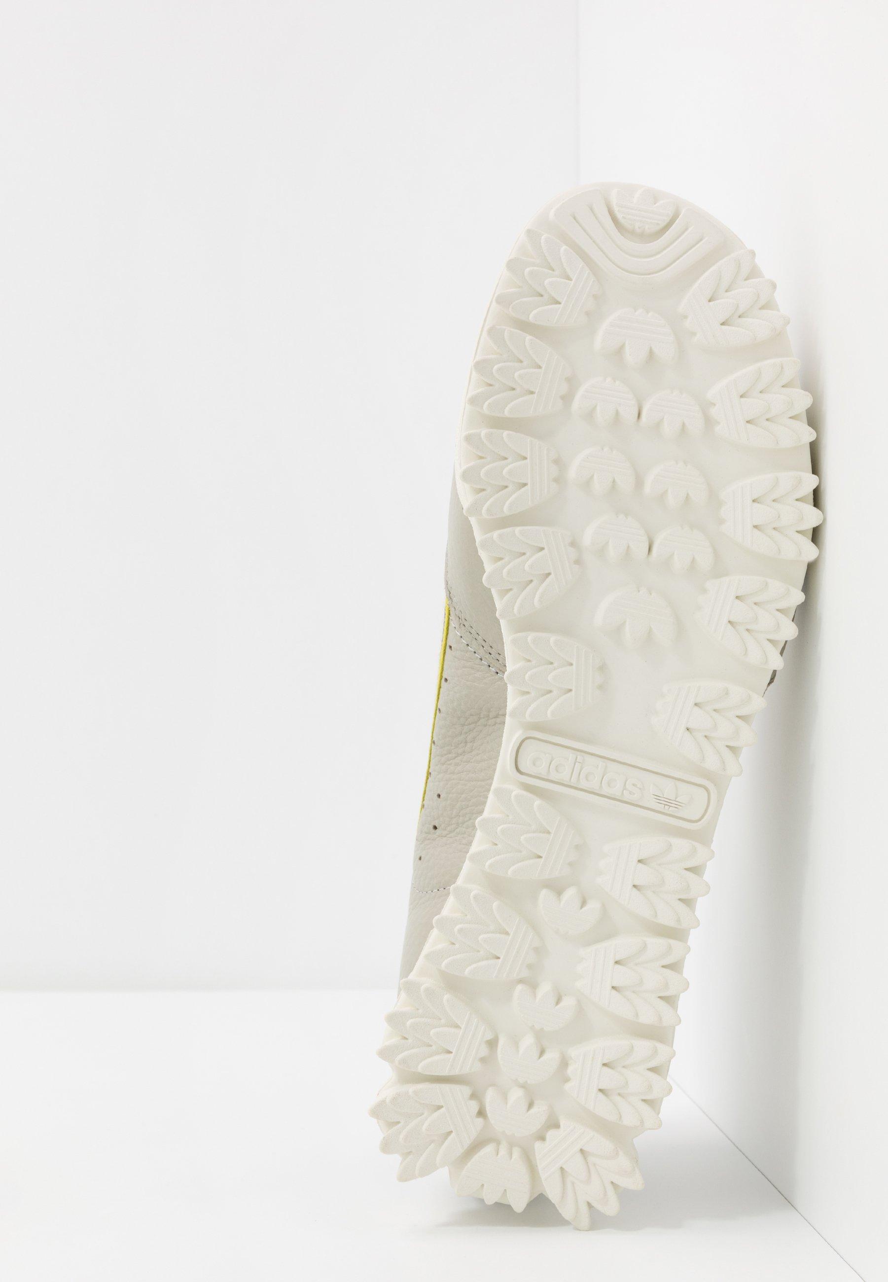 adidas Originals CONTINENTAL 80 BAARA - Baskets basses - sesame/orbit grey /core black