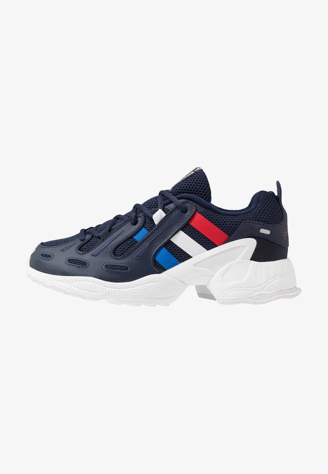 GAZELLE - Sneakersy niskie - collegiate navy/glow blue/scarlet