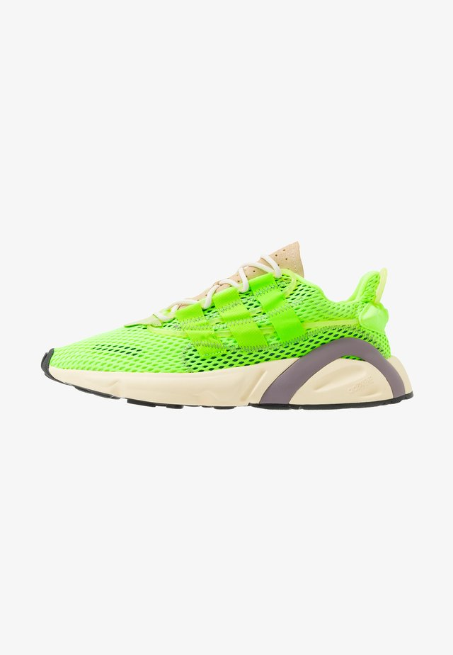 LXCON - Sneakers basse - signal green/solar yellow