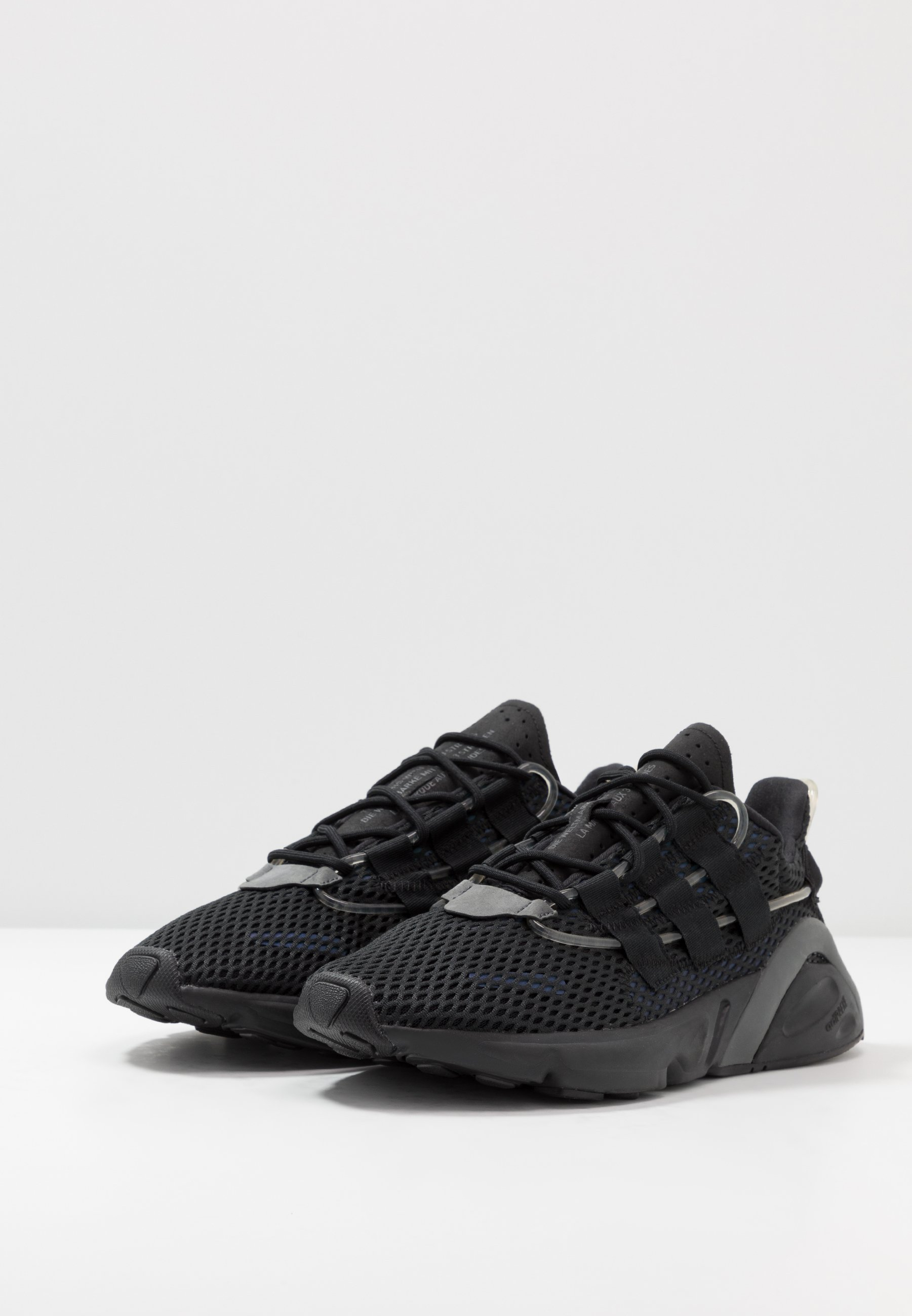adidas Originals LXCON - Zapatillas - core black/grey six