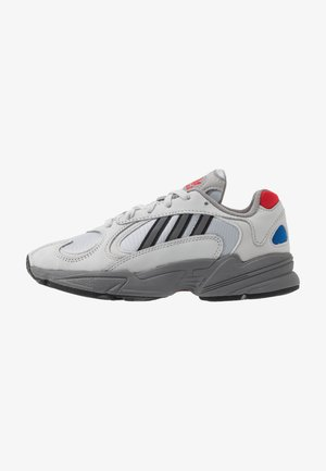 YUNG-1 - Baskets basses - silver metallic/night metallic/grey two