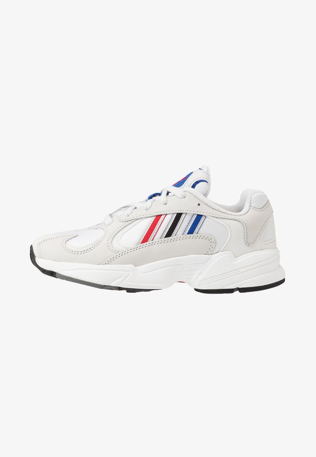 YUNG-1 - Sneakers - crystel white/silver metallic/core black