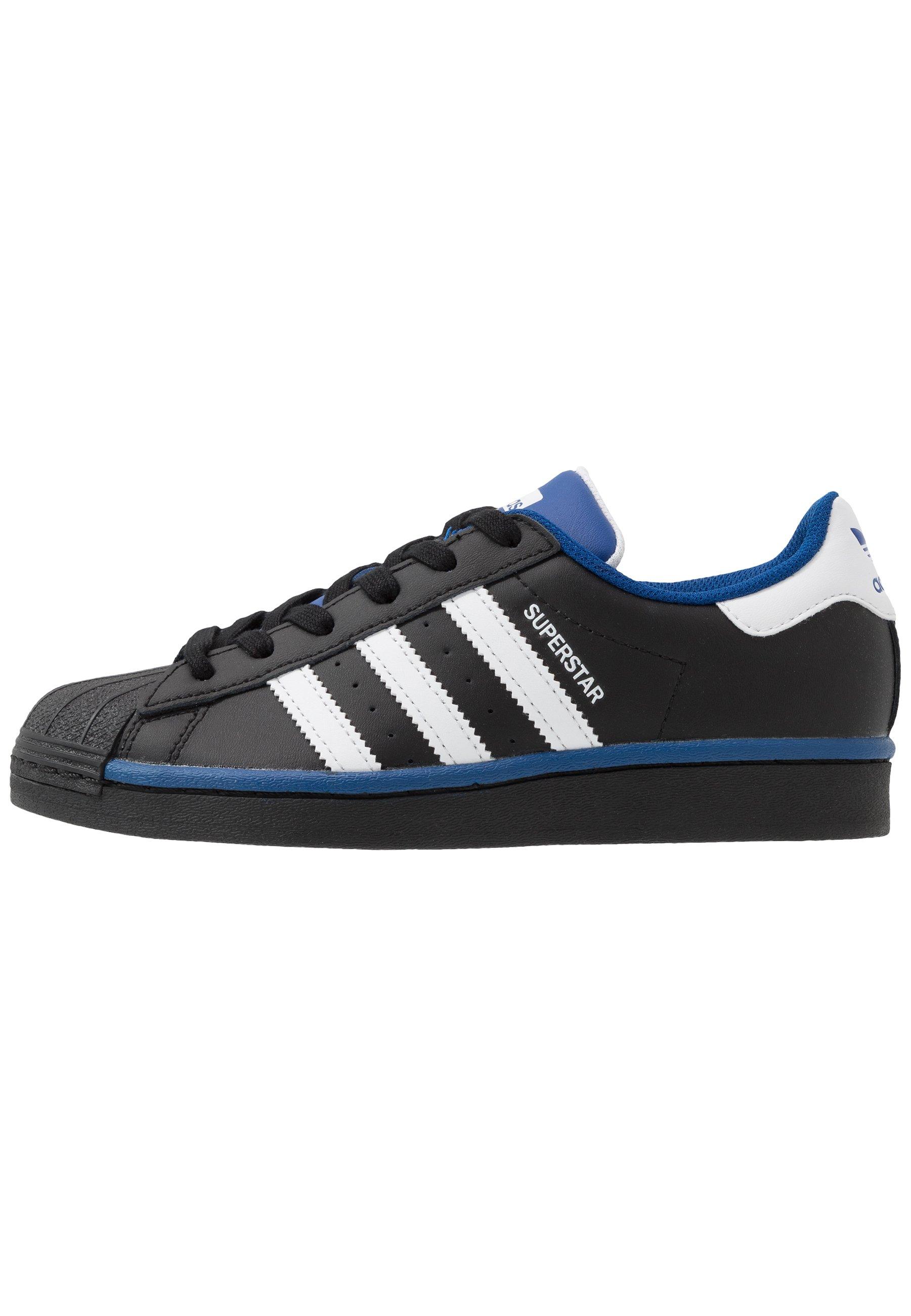adidas Originals SUPERSTAR Sneakers laag core black