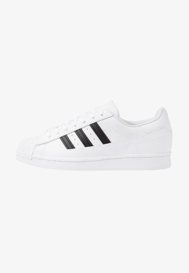 adidas Originals - SUPERSTAR - Sneakers laag - footwear white/core black/crystal white