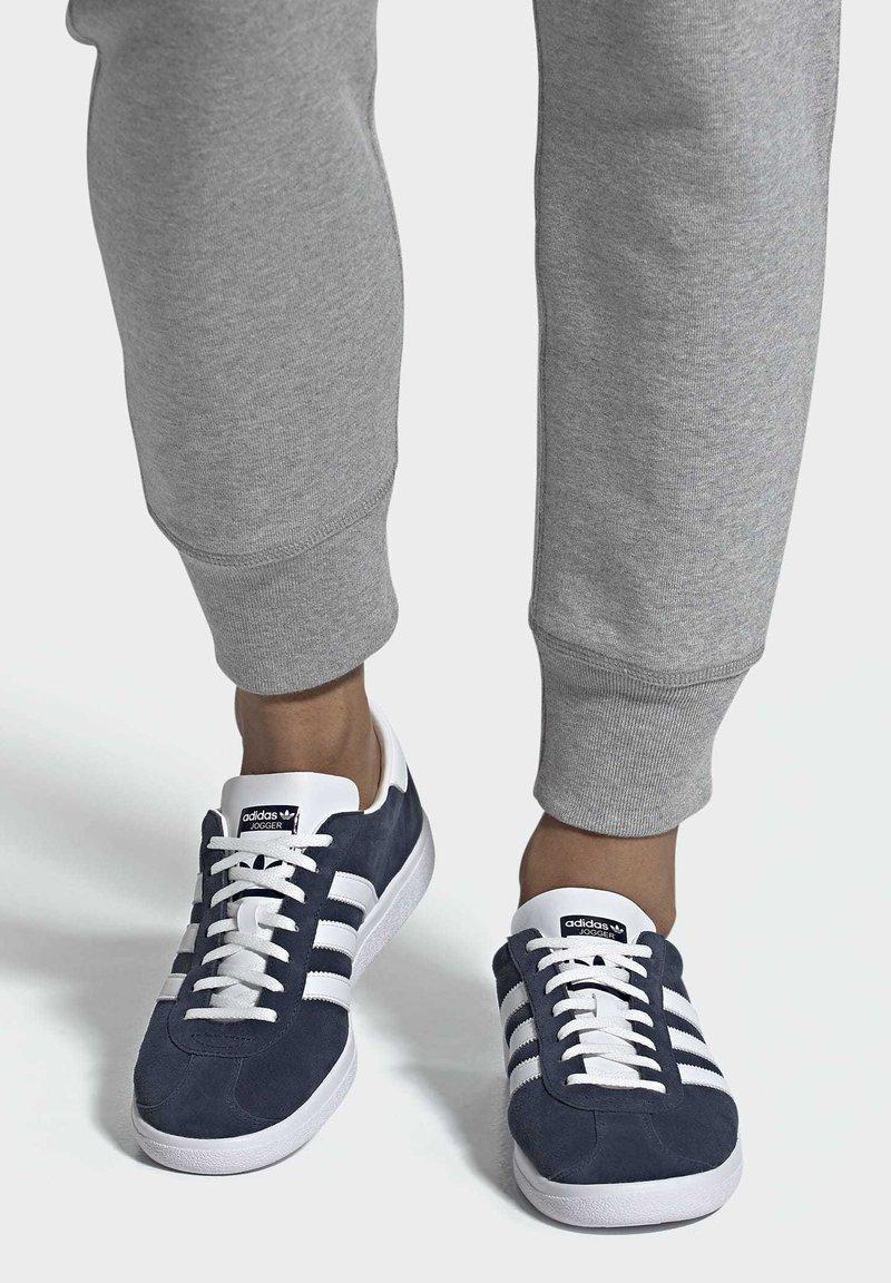 adidas Originals - JOGGER SHOES - Sneakers basse - blue