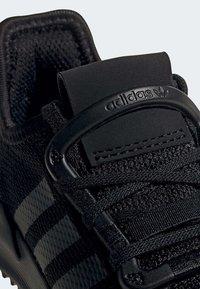 adidas Originals - PATH RUN SHOES - Trainers - black - 6