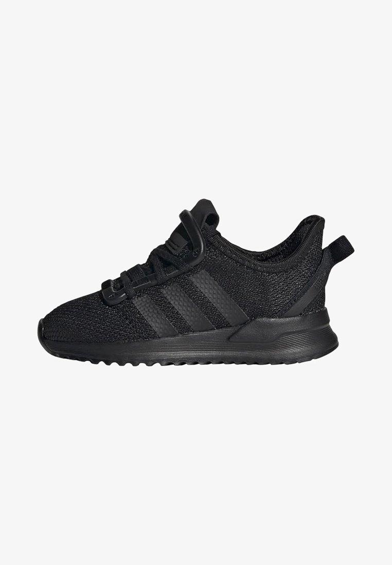 adidas Originals - PATH RUN SHOES - Trainers - black