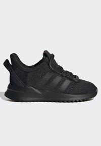 adidas Originals - PATH RUN SHOES - Trainers - black - 5