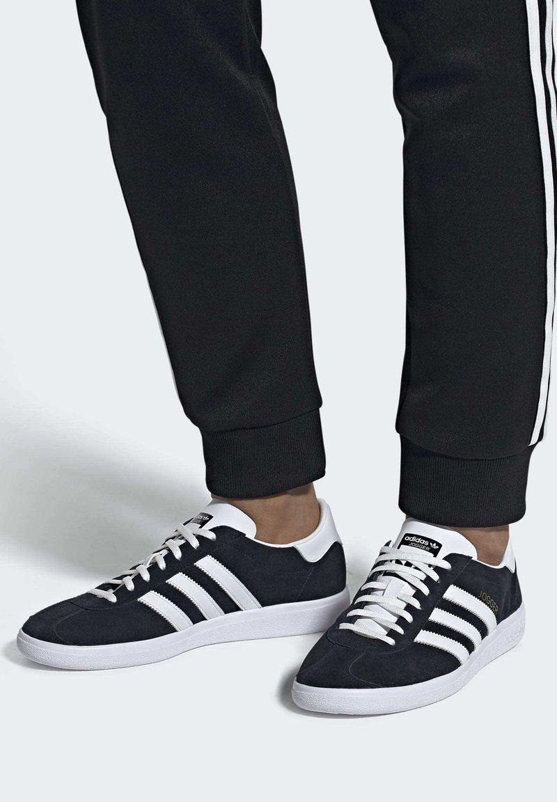 adidas Originals - JOGGER SHOES - Sneaker low - black