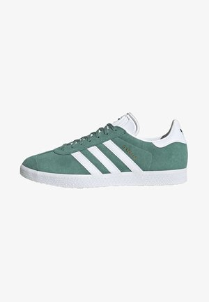 GAZELLE SHOES - Sneaker low - turquoise