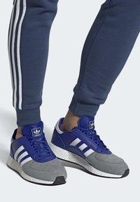 adidas Originals - MARATHON TECH SHOES - Trainers - team royal blue - 0