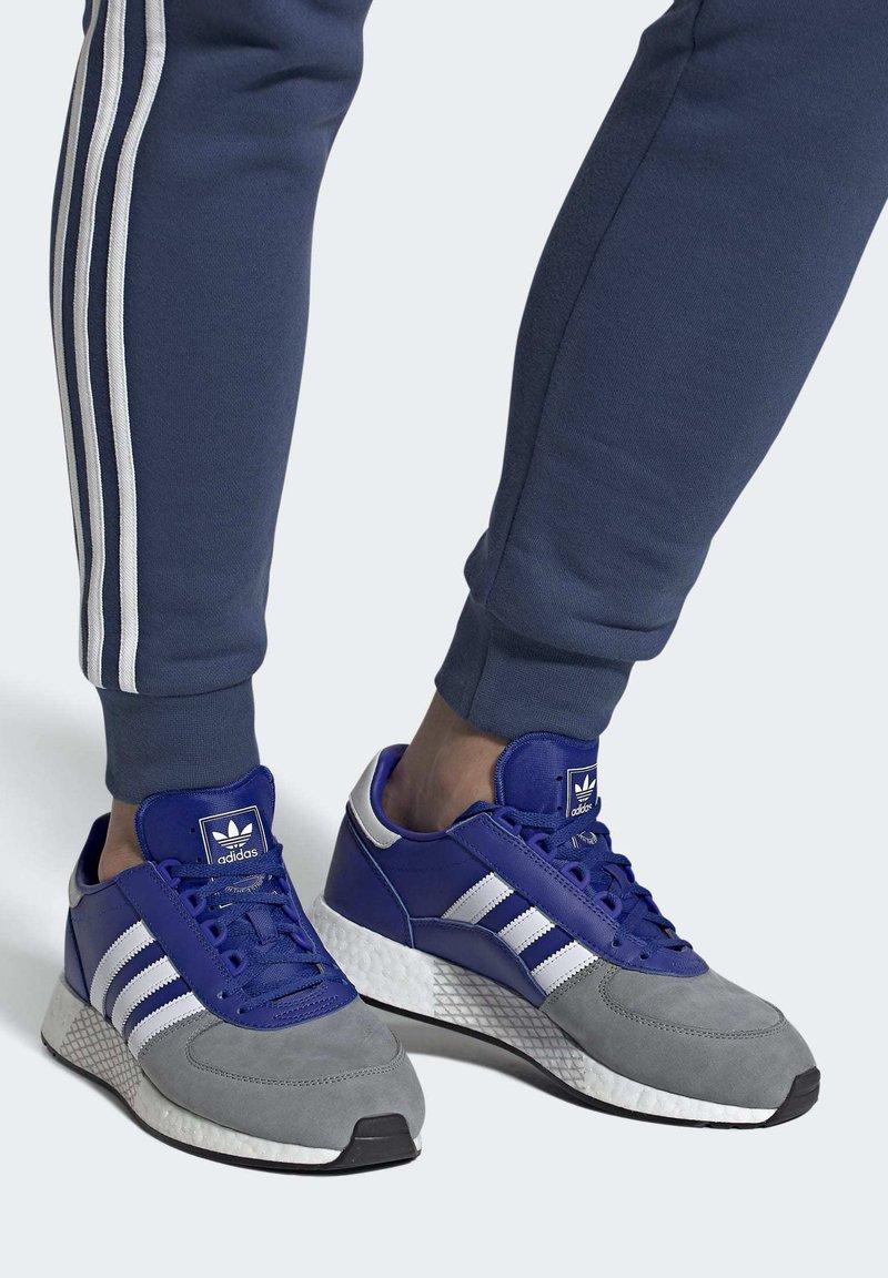 adidas Originals - MARATHON TECH SHOES - Trainers - team royal blue
