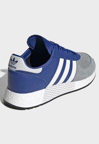 adidas Originals - MARATHON TECH SHOES - Trainers - team royal blue - 4