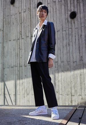 RIVALRY SPORTS INSPIRED SHOES UNISEX - Sneakers basse - footwear white/orbit grey/gold