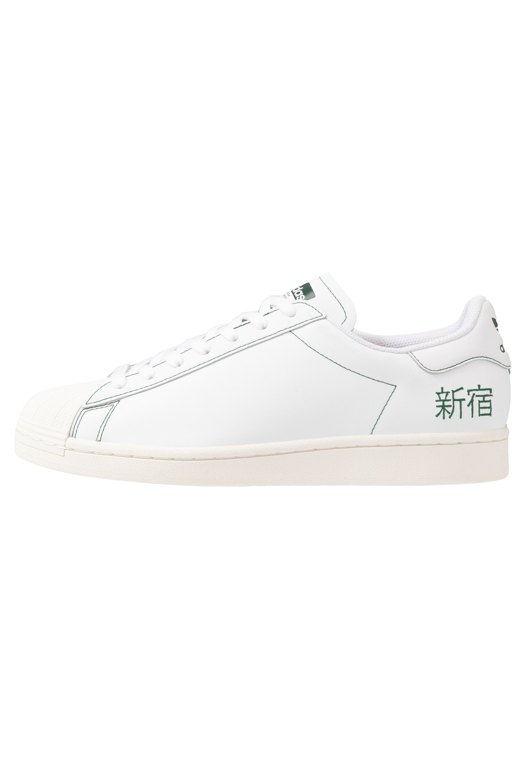 adidas Originals SUPERSTAR PURE - Sneakers basse - footwear white/core white GkvBLRXS