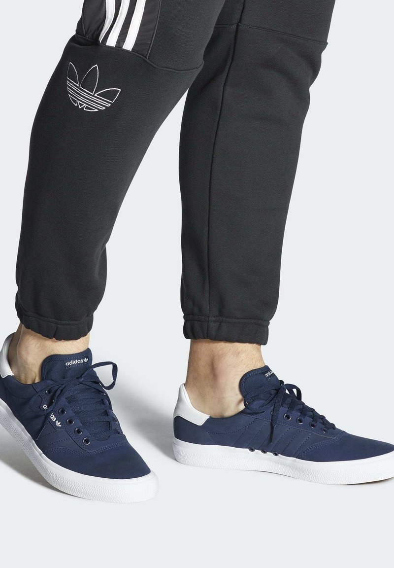 adidas Originals - 3MC SHOES - Sneakers laag - blue
