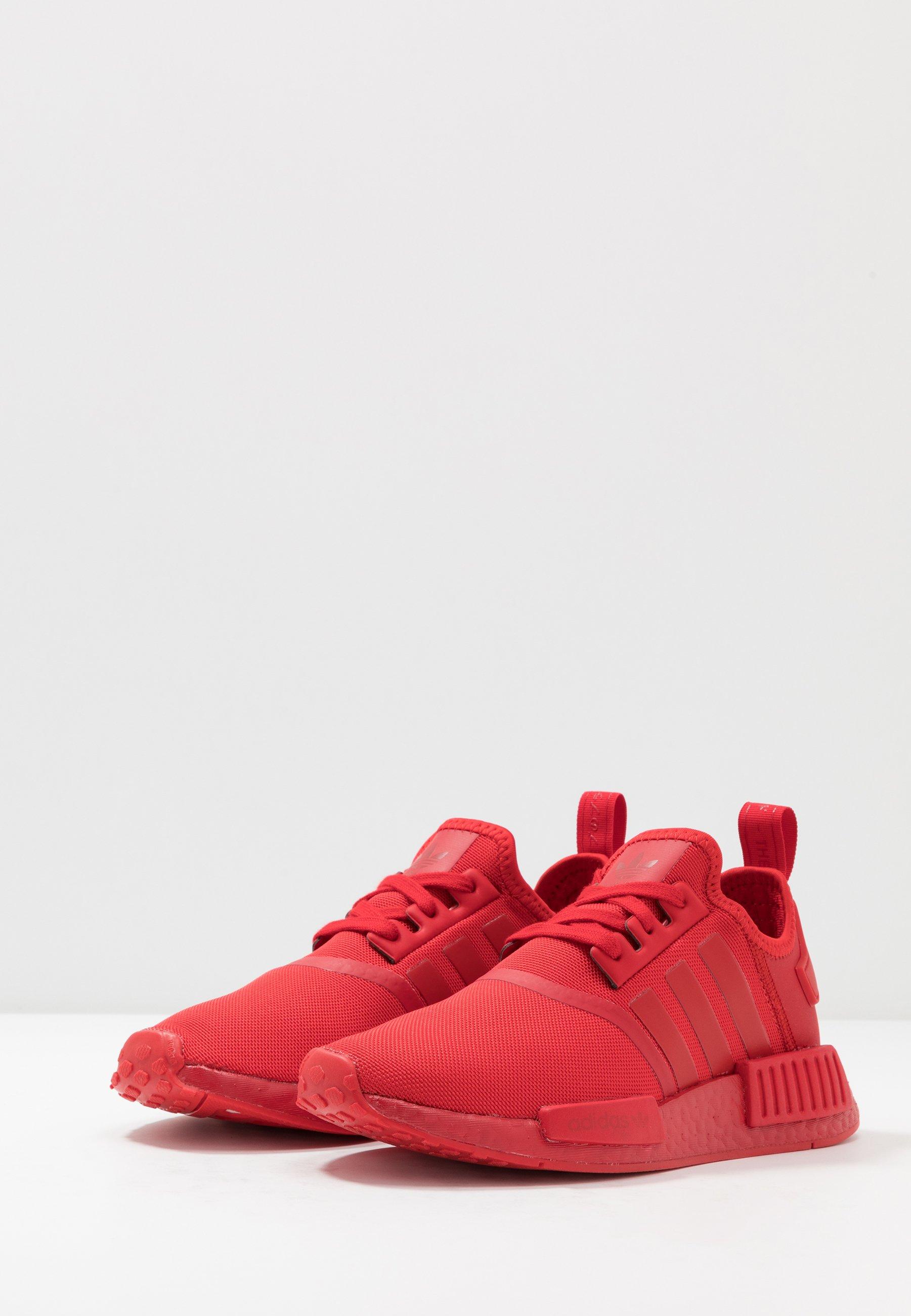 Adidas Originals Nmd R1 - Baskets Basses Scarlet 6rPTwKa