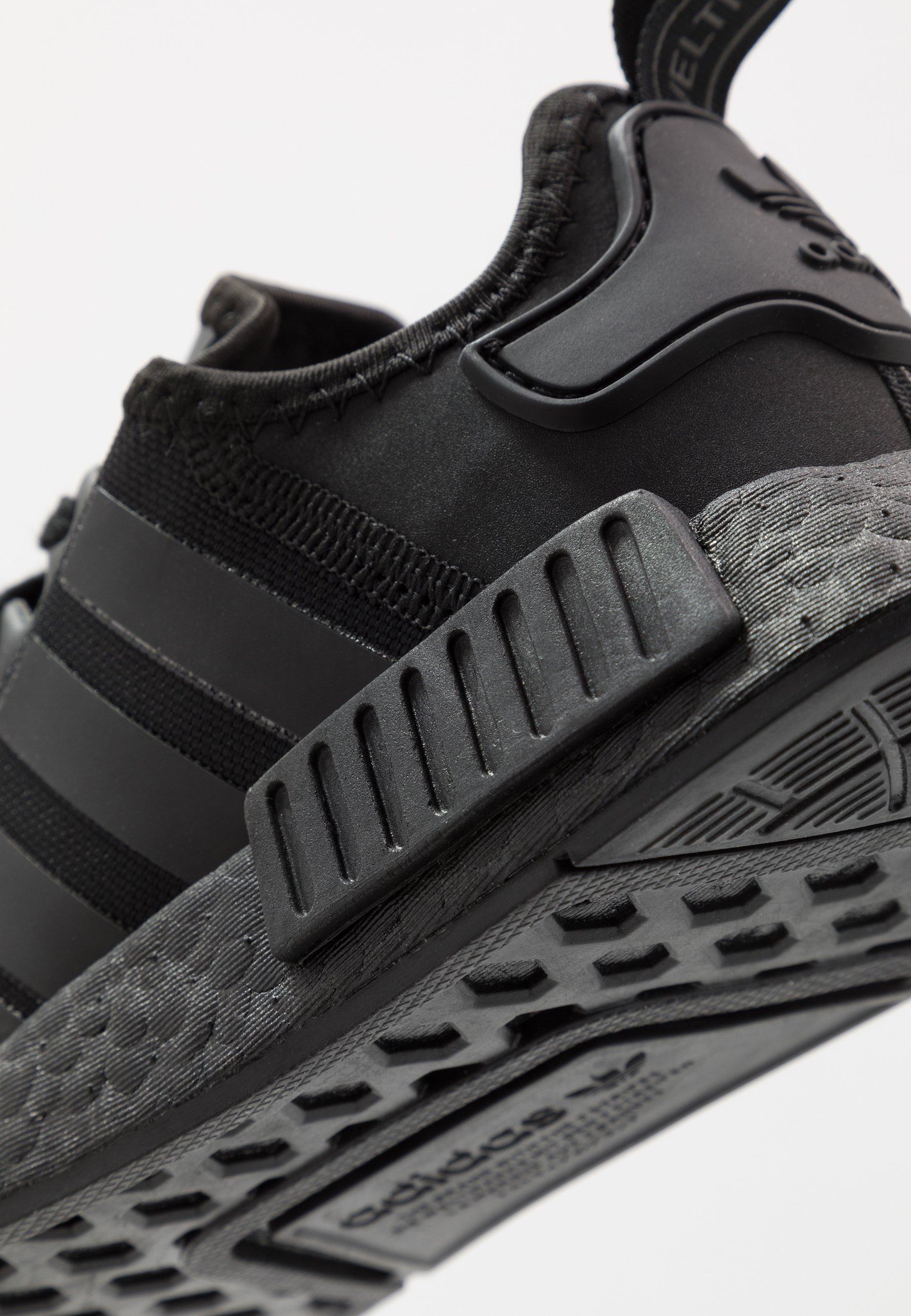 Adidas Originals Nmd R1 - Sneakers Laag Core Black Goedkope Schoenen