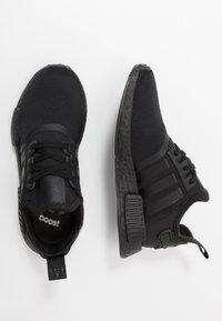 adidas Originals - NMD R1 - Trainers - core black - 1