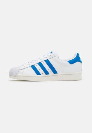 SUPERSTAR UNISEX - Sneaker low - footwear white/blue bird/offwhite