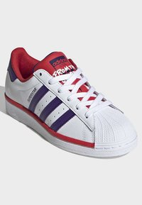adidas Originals - SUPERSTAR SHOES - Sneakers laag - white - 2