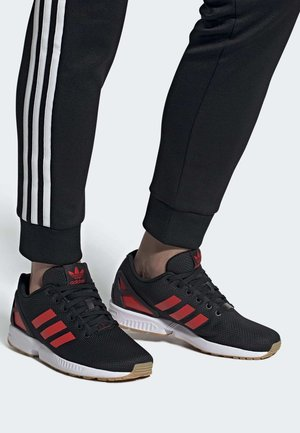 ZX FLUX SHOES - Trainers - black