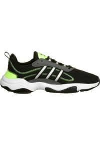 adidas Originals - HAIWEE - Trainers - black/silver - 3
