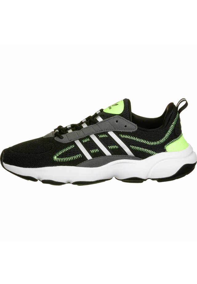 HAIWEE - Trainers - black/silver