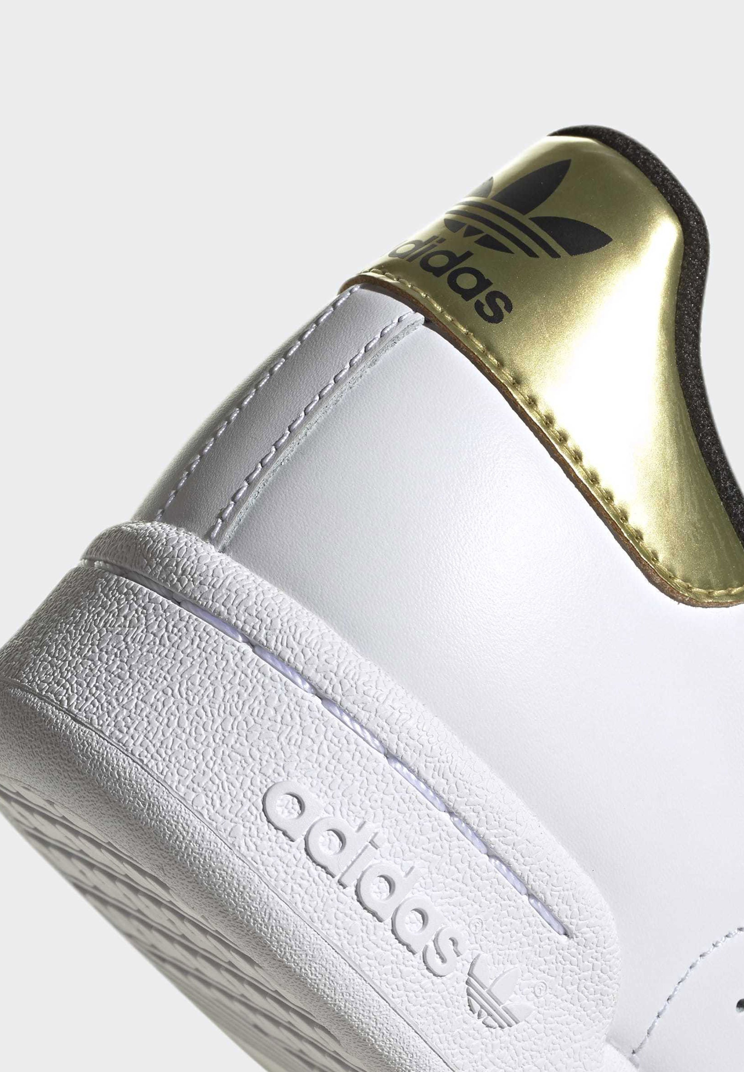 Adidas Originals Continental 80 Shoes - Sneakers Basse White Scarpe Scontate