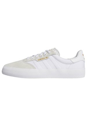 3MC SHOES - Sneakersy niskie - white