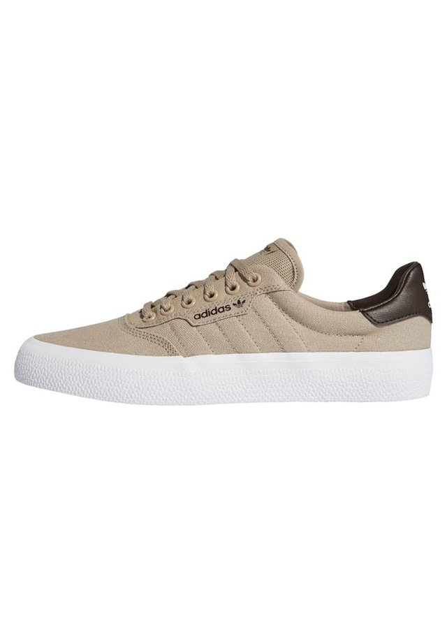 3MC SHOES - Sneakersy niskie - beige