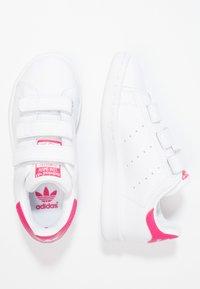 adidas Originals - STAN SMITH - Zapatillas - white/bold pink - 1