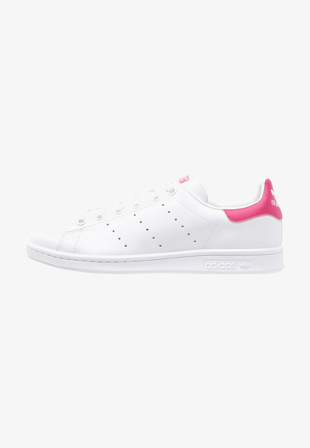 STAN SMITH - Sneakers laag - white/bold pink
