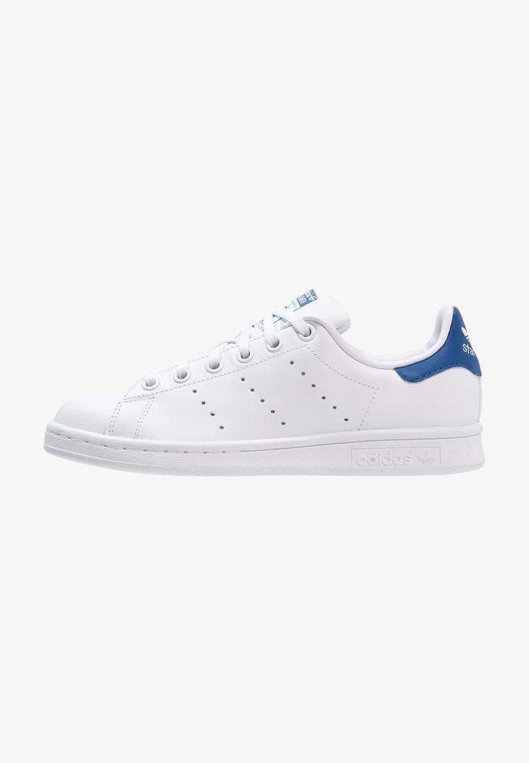 adidas Originals - STAN SMITH - Sneakers laag - blanc/bleu