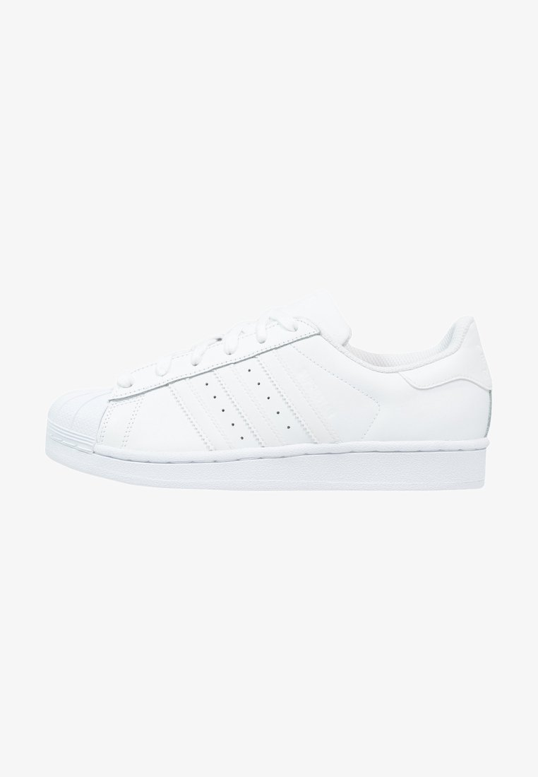 adidas Originals - SUPERSTAR FOUNDATION - Zapatillas - white