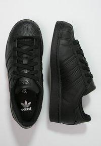 adidas Originals - SUPERSTAR FOUNDATION - Sneaker low - core black - 1