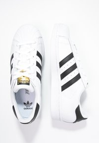 adidas Originals - SUPERSTAR - Sneakers - white/core black - 1