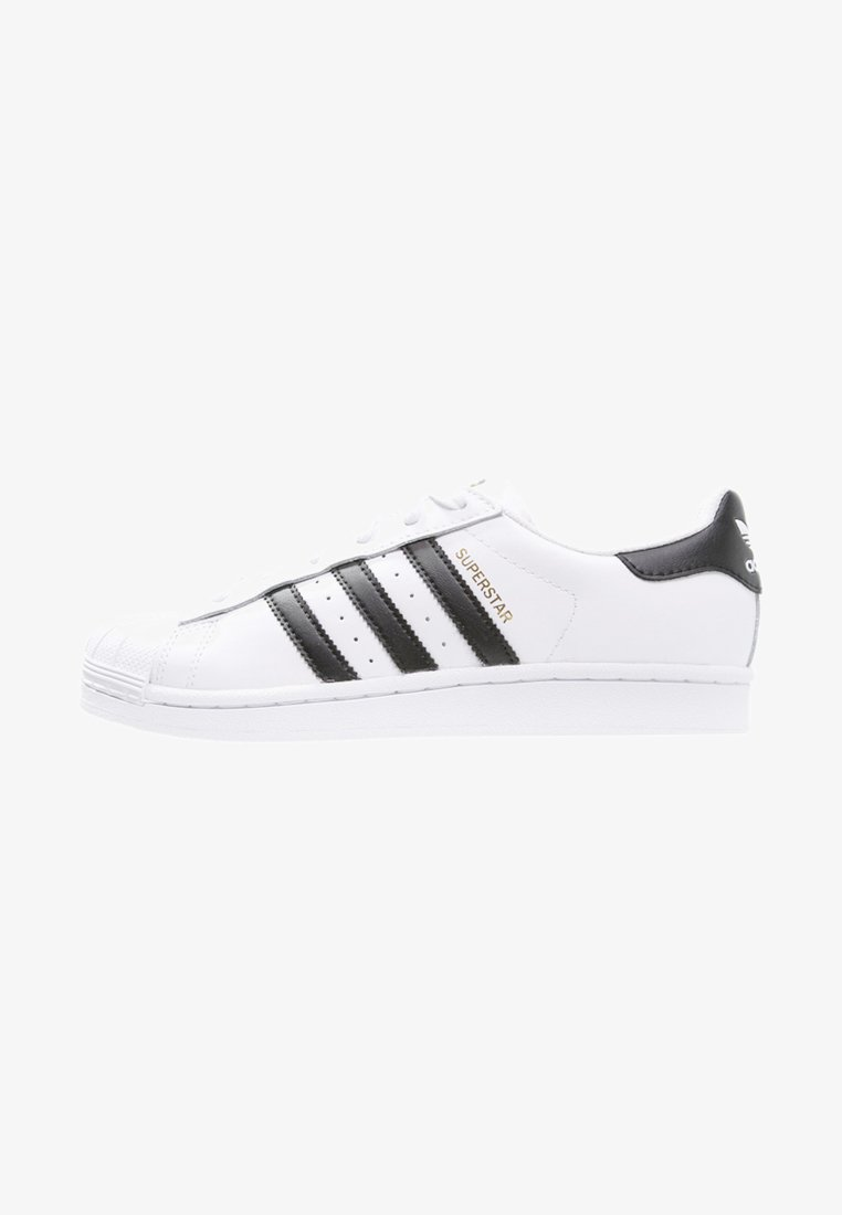 adidas Originals - SUPERSTAR - Sneakers - white/core black