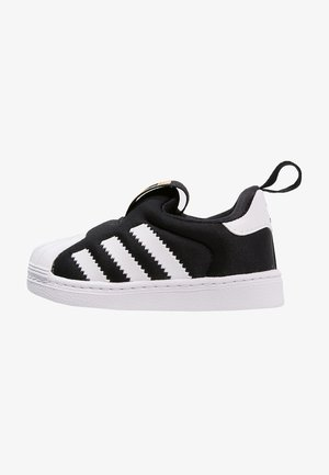 SUPERSTAR 360  - Loaferit/pistokkaat - core black/white