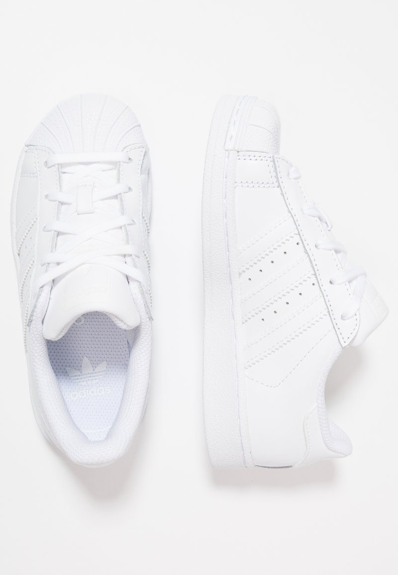 adidas Originals - SUPERSTAR FOUNDATION - Sneaker low - footwear white