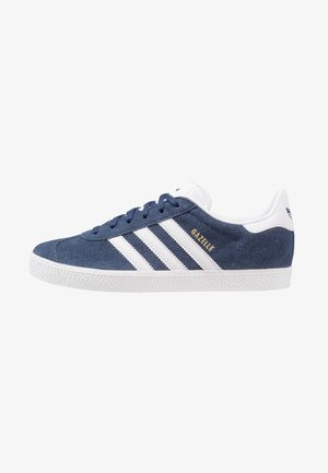 GAZELLE  - Joggesko - collegiate navy/footwear white