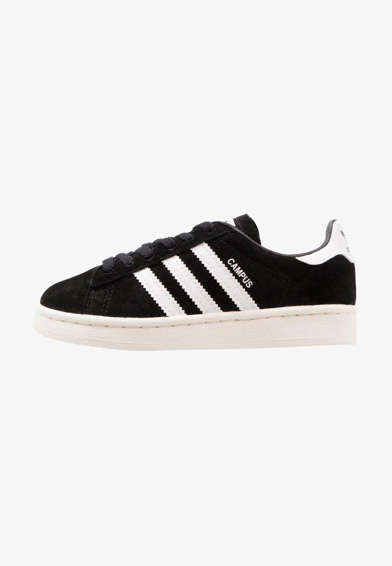 adidas Originals - CAMPUS C - Zapatillas - core black/white