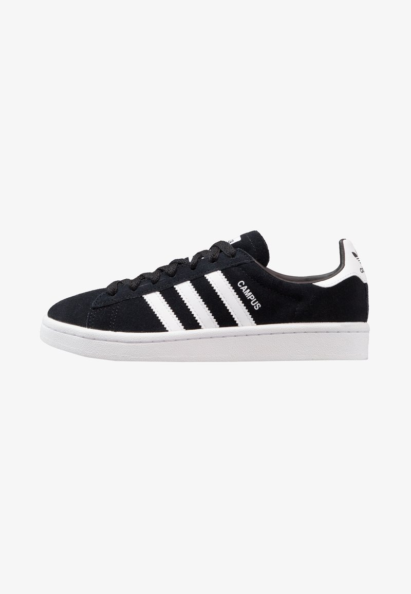 adidas Originals - CAMPUS - Sneakers laag - core black/white