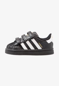 adidas Originals - SUPERSTAR CF  - Lauflernschuh - core black/footwear white - 0