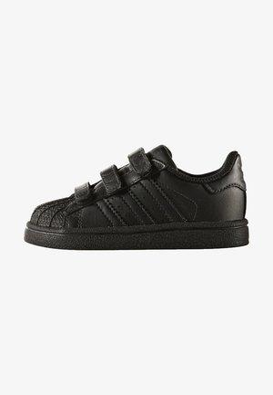 SUPERSTAR CF  - Dětské boty - core black