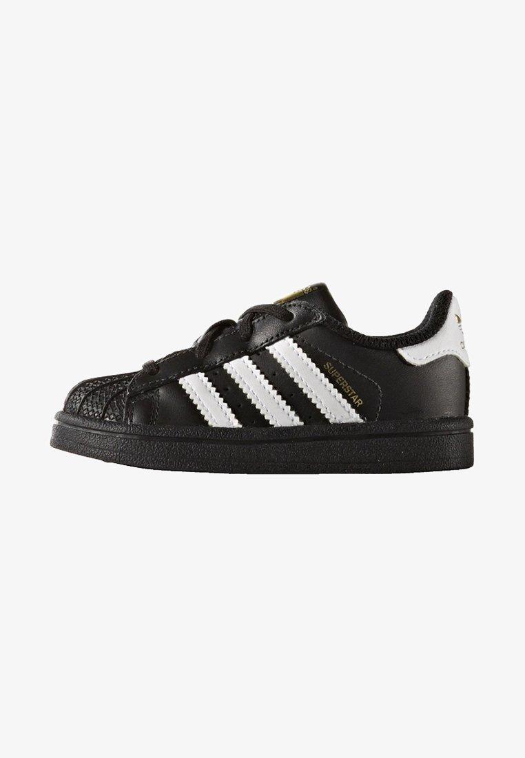 adidas Originals - SUPERSTAR  - Sneaker low - core black/footwear white