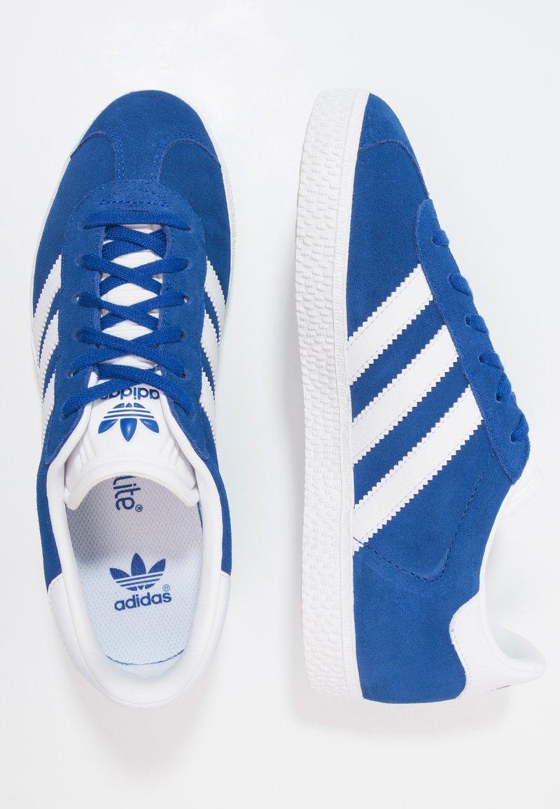 adidas Originals - GAZELLE - Zapatillas - collegiate royal/footwear white