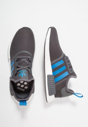 NMD_R1 - Sneakers laag - grey five/bright blue